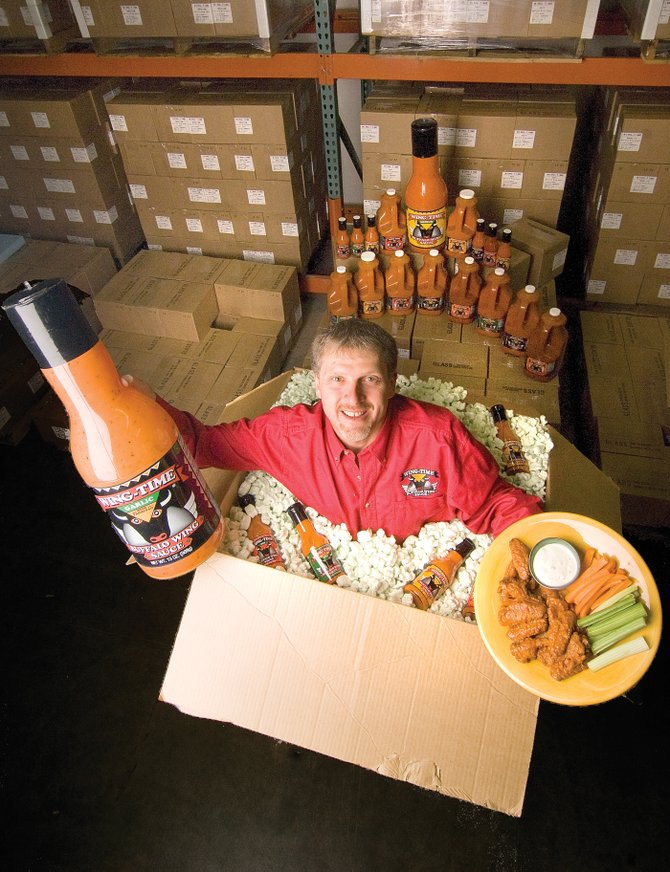 Terry Brown, owner and founder of Wing-Time, likes thinking outside the box, and his approach has helped his business move forward through tough economic times. Brown lives in Steamboat Springs, but Wing-Time has manufacturing and distribution points that reach locations across the United States.