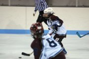 Craig Cougars&#39; Emily Mahanna drives towards the net Saturday against visiting Grand Junction.