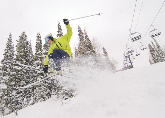 Freestyle skier Jeremy Cota has discovered the consistency he needs to be successful on the mogul course this winter. The 20-year-old skier moved to the Yampa Valley last season to train with the Steamboat Springs Winter Sports Club.