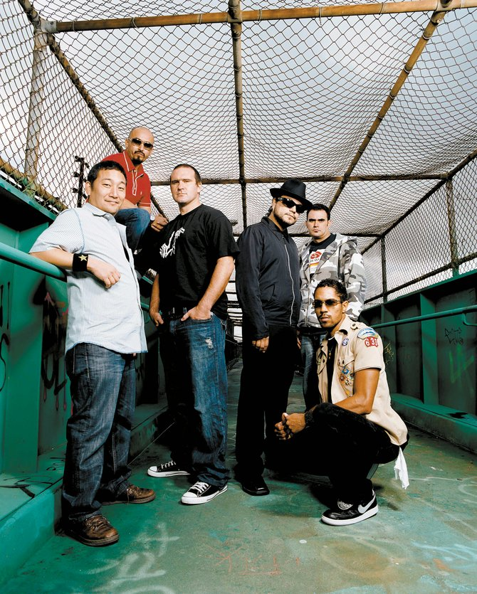 L.A. Latin hip-hop group Ozomatli plays Sunday at Steamboat Ski Area in the last show of the 2009 Bud Light Rocks the 'Boat free concert series. The band, which reaches into funk, rock, salsa and world music for its sound, starts at 3 p.m. in Gondola Square.