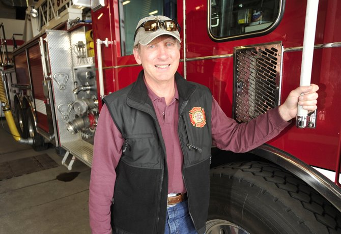 Steamboat Springs Fire Rescue Assistant Fire Chief Bob Struble was chosen from a pool of 57 applicants to be Routt County's new emergency management director.