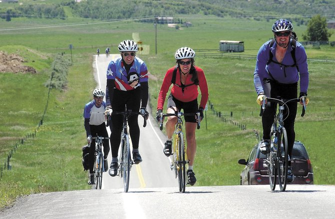 A bill that would add protection for cyclists on Colorado roads continues to move forward in the state Legislature.