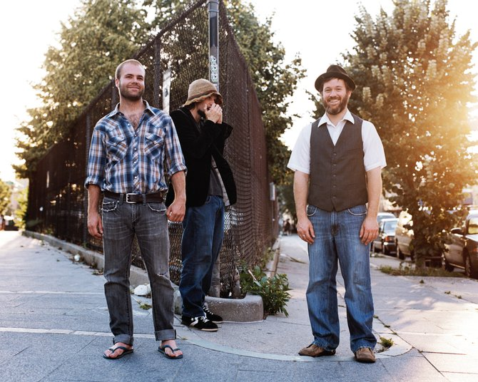 Minnesota folk band The Hobo Nephews of Uncle Frank plays Wednesday at Old Town Pub.