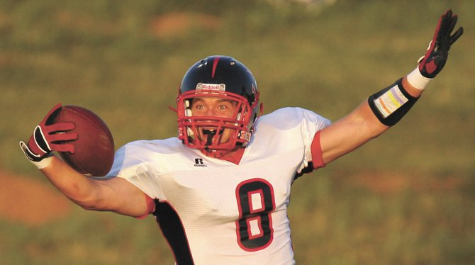 Steamboat Springs High School senior Alex Wood has accepted a preferred walk-on spot with the University of Colorado.