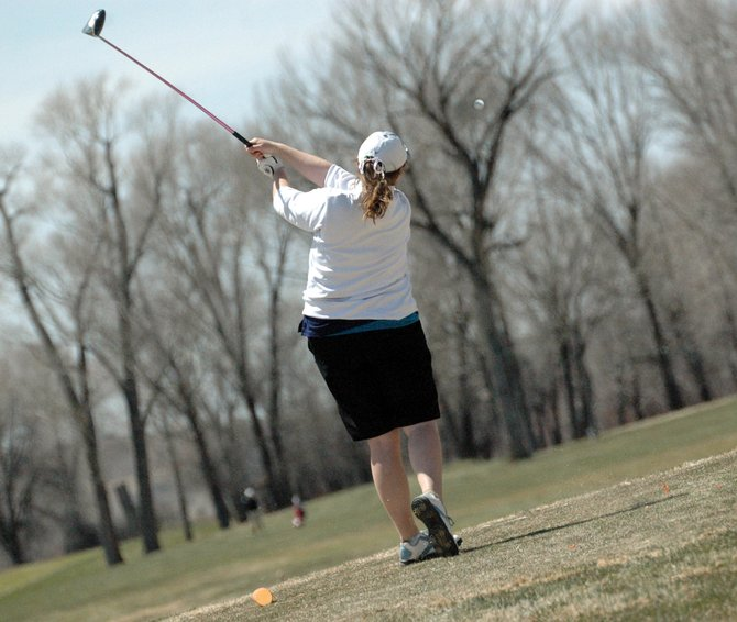 MCHS junior Heather Nicholson has placed in every tournament so far this year. She, like her teammates, now turn attention to a home tournament tentatively scheduled for later this week and the state-qualifying, regional tournament next week in Montrose.