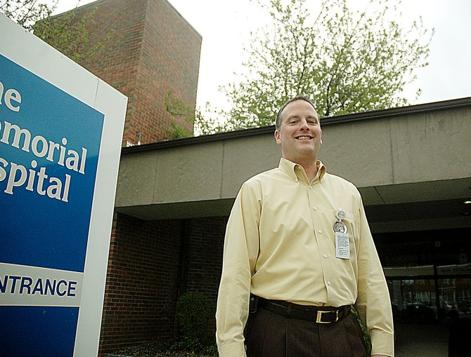 Ron Trudel recently moved from Billings, Mont., to Craig to become the cardiopulmonary manager at The Memorial Hospital. Trudel said he prefers the small-town atmosphere Craig offers.