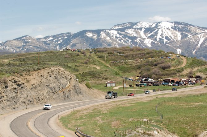A group studying improvements to U.S. Highway 40 will update Steamboat Springs City Council members about the idea of widening the road to four lanes from downtown to Steamboat II at tonight's City Council meeting.