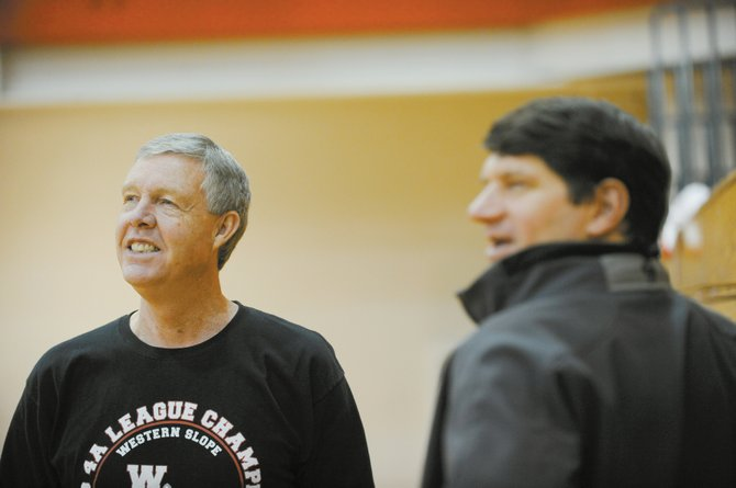 Former Steamboat Springs High School Sailors basketball coach Kelly Meek will be the subject of a roast at 4 p.m. June 13 in the old gym at the high school.
