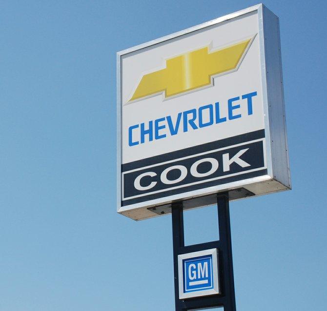 It doesn't appear that Steamboat Springs' Cook Chevrolet, Jeep and Subaru will be affected by the closure of 1,100 General Motors dealerships across the country. Chevrolet is a GM brand.