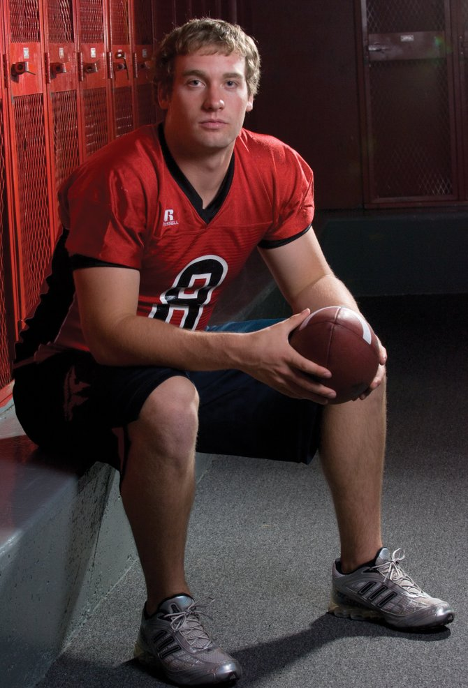 Steamboat Springs High School 2009 graduate Alex Wood competed in football, basketball and baseball during his senior year as a Sailor. Wood's efforts earned him the honor of Routt County Male High School Athlete of the Year from the <cite>Steamboat Pilot & Today</cite>.