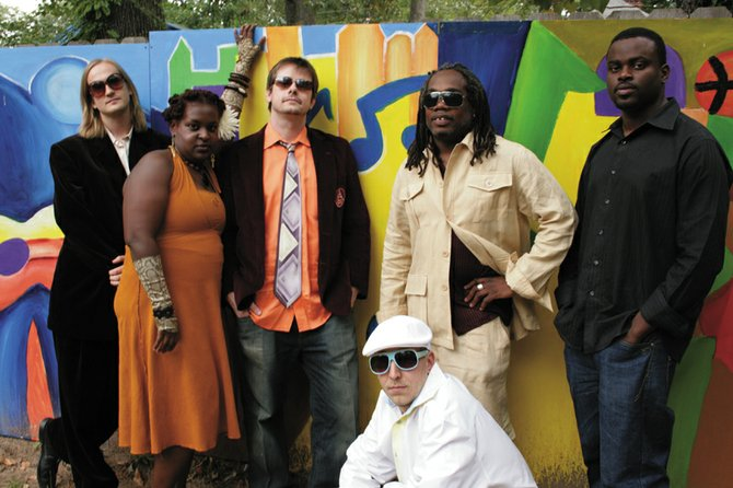 EntropyFunk will bring their sounds to Old Town Pub tonight.