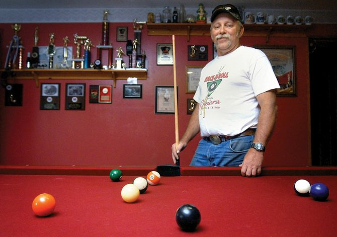 Joe Skufca, of Hayden, will be traveling Aug. 24 to Las Vegas for the National Team Championships. The team will be competing against 250 teams in the 8-ball division of the championships.