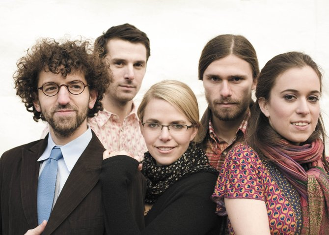 The folk band Crooked Still mines archival recordings of American roots music to come up with updated versions of traditional songs. Crooked Still plays at 9 p.m. Wednesday at Ghost Ranch Saloon.