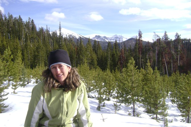 Friends say Rebecca Green of Steamboat Springs, 40, is an incredibly loving mother and active local volunteer. Green has been missing since Saturday afternoon, and search crews have been forced to scale back their efforts in the upper Fish Creek Falls area because of unsafe conditions.