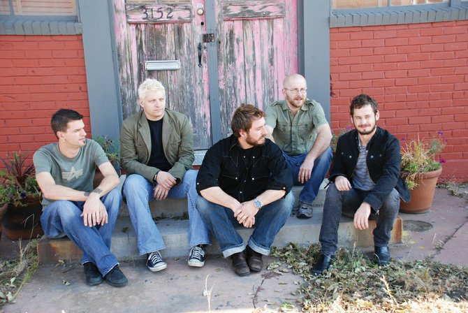 The Nadas play high-energy rock with Americana and folk influences at 9 p.m. Thursday at Ghost Ranch Saloon. Tickets are $8 in advance and $12 at the door.