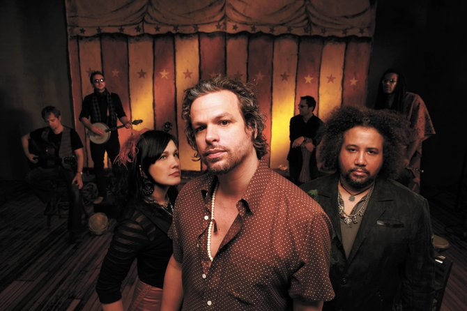 Rusted Root starts the 2009 Steamboat Springs Free Summer Concert Series on Saturday at Howelsen Hill. An opening band goes on at 6 p.m., and Rusted Root is expected to play around 7 p.m.