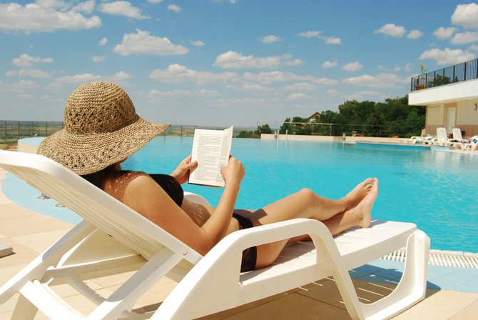By the pool, beach or in bed, a range of book genres are popular reads for Craig women this summer.