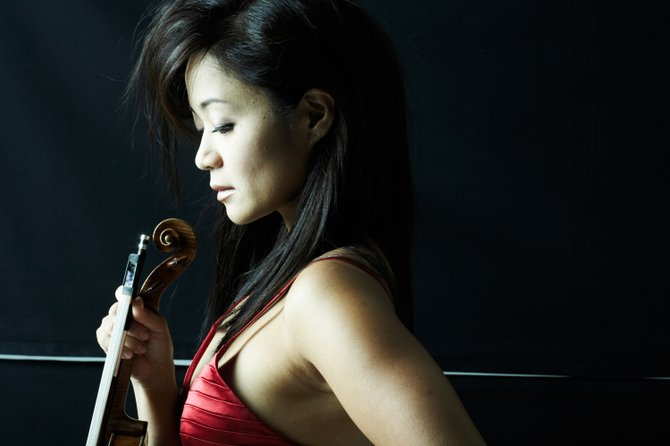 Violinist Chee-Yun returns to the Strings Music Festival on Wednesday for an evening of classical pieces.