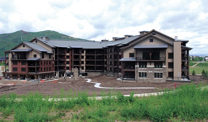 Resort Ventures West expects Wildhorse gondola construction to begin on the Trailhead Lodge site as soon as Aug. 3.