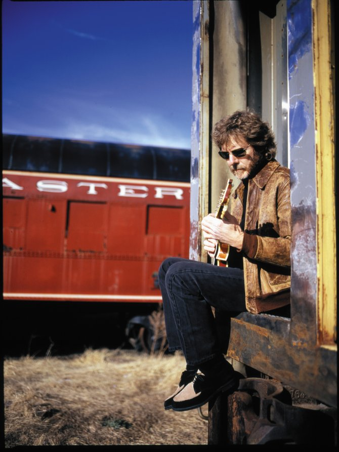 "Sam Bush plays ""newgrass"" at 9 p.m. Saturday at Ghost Ranch Saloon."