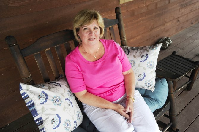 Susan McIntosh, who is the co-chair for this year's Relay For Life, has been affected by cancer in many ways, including the death of her father and a friend's sister.
