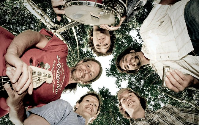 Local bluegrass and folk rock band Missed the Boat hopes being listed in the first round of nominees for the 2010 Grammy Awards will win the group some exposure. The band is, clockwise from bottom left, Pat Waters, Bryan Joyce, Andrew Henry, Peter Hall and Ryan Cox.