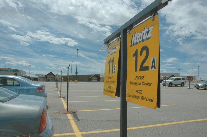 If the Hayden Town Council moves forward on a tax proposal, Hayden voters will decide in November whether to add taxes to car rentals. The change largely would affect travelers who rent cars at Yampa Valley Regional Airport.