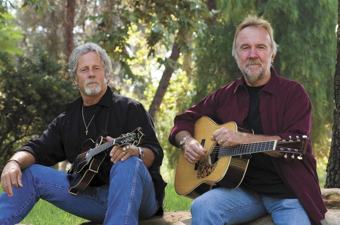 Chris Hillman and Herb Pedersen perform at 8 p.m. today at the Strings Music Pavilion as part of the summer music festival's Different Tempo Series. The festival's classical finale concert is at 8 p.m. Saturday.