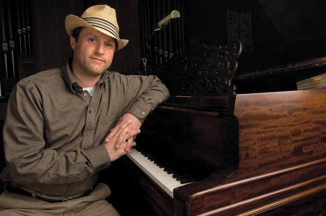 Jazz singer and piano player Andy Pratt is among the local artists performing between noon and 6 p.m. Saturday on the Yampa stage for the Steamboat All Arts Festival. Pratt goes on at 1:15 p.m. as part of a line-up that includes dance pieces and culinary demonstrations.