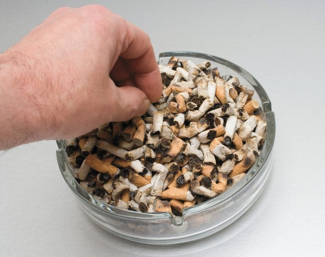 Only 5 percent of tobacco users are able to quit &quot;cold turkey.&quot; For most of the rest, a more concentrated effort, often involving doctors and family, is required. 