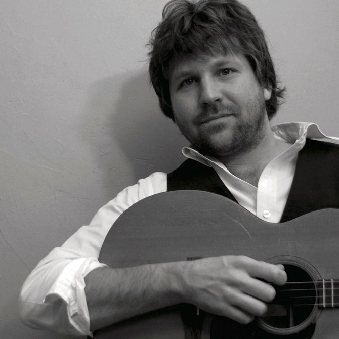 Singer-songwriter Kort McCumber plays at 10 p.m. Saturday at Mahogany Ridge Brewery and Grill.
