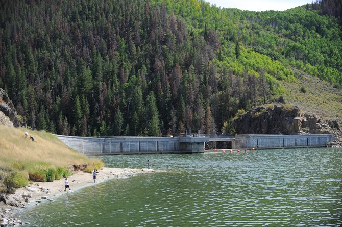 Steamboat water attorney Tom Sharp is proposing a five-party exchange of water rights, which would affect the various water supplies in Routt County, including Stagecoach Reservoir.