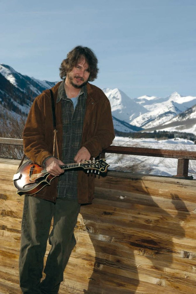 The Drew Emmitt Band plays a free concert Saturday at the base of Steamboat Ski Area as part of Steamboat OktoberWest. Local bluegrass band 3Wire opens the show at 4 p.m. An OktoberWest beer garden, cooking competition and pie eating contest are earlier in the day Saturday.