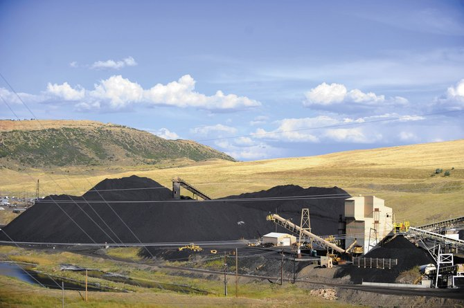 Twentymile Coal Co. has stopped distributing coal for home use, instead contracting the service to Bower Brothers Construction in Craig. Many rural Routt County residents use coal for heat in the winter.