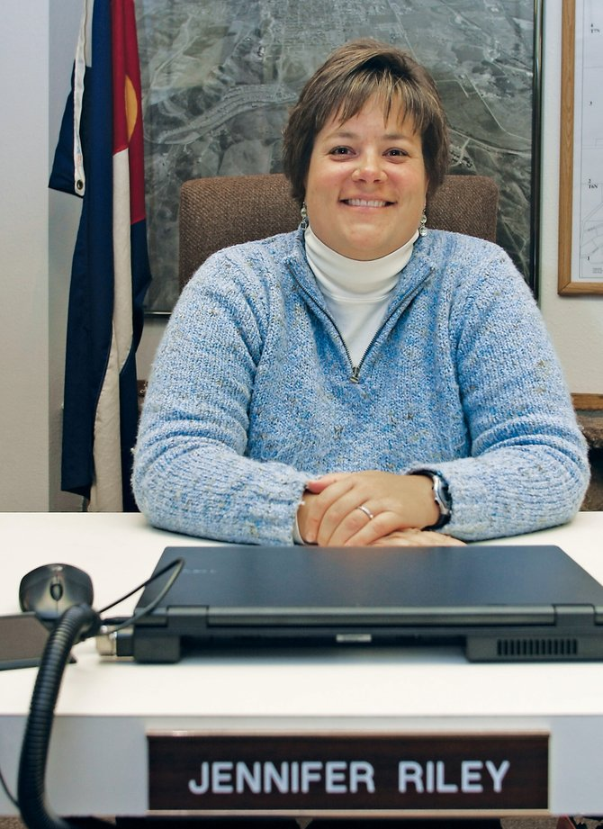 Jennifer Riley, elected to the Craig City Council in April, has been introduced to city government through a baptism by fire of sorts. Her colleagues laud her desire to thoroughly study every issue, but she said she wants to ask more tough questions while considering issues.
