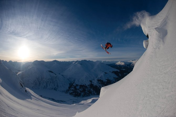 "Skier Sean Pettit is a featured athlete in Matchstick Productions' 2009 film, ""In Deep."" The movie is one of several winter sports-themed films that will be screened today and Saturday at the seventh annual Steamboat Mountain Film Festival."