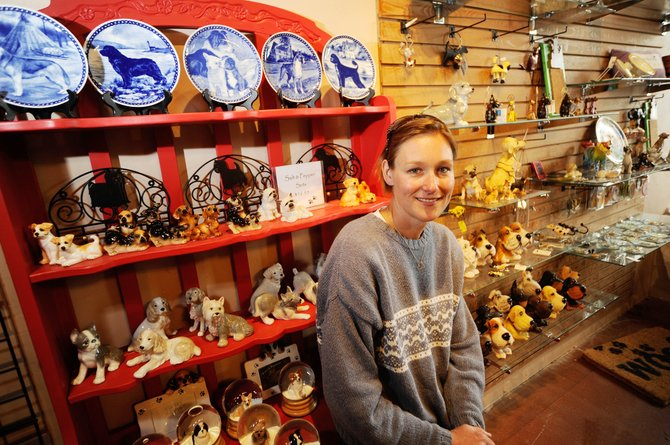 Felix & Fido owner Kelda Combs Wall is closing her business today in the Alpen Glow building in downtown Steamboat Springs.