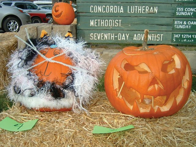 Voting for Festival O' Pumpkins, a decorated pumpkin competition hosted by the Steamboat Springs Arts Council, is from 5:30 to 7 p.m. Saturday on the Routt County Courthouse lawn. Coinciding with the Downtown Halloween Stroll, the pumpkin festival is one of several family-friendly Halloween events Saturday.