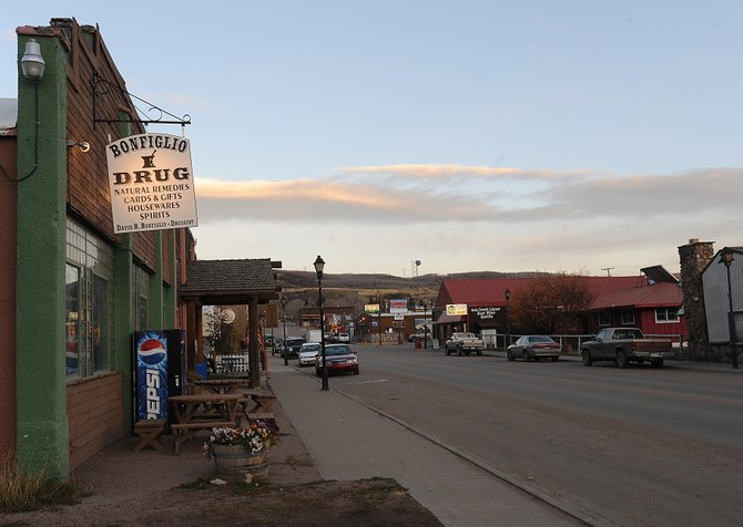 Oak Creek is reviewing its comprehensive plan and land-use code. One suggested provision in the land-use code would be to require Main Street business owners to get approval from the Planning Commission to make major changes to the buildings.