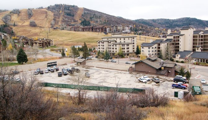 Redevelopment plans for Ski Time Square were tabled by the Steamboat Springs City Council on Tuesday. Council members said they want to see a plan for how the demolished site will ignite the commercial area at the base of Steamboat Ski Area.