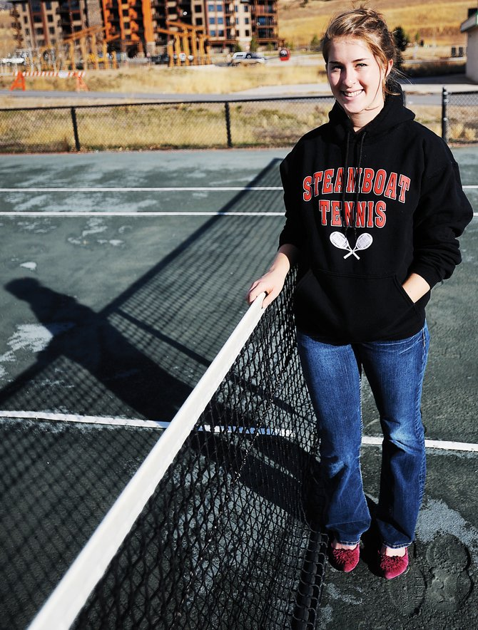 Steamboat Springs High School senior Kylee Swiggart has been named one of 20 state finalists for the 2009 Wendy's High School Heisman Award. The award looks at excellence in academics, athletics and community and school leadership. A state winner will be announced Saturday, and a national winner will be named in December.