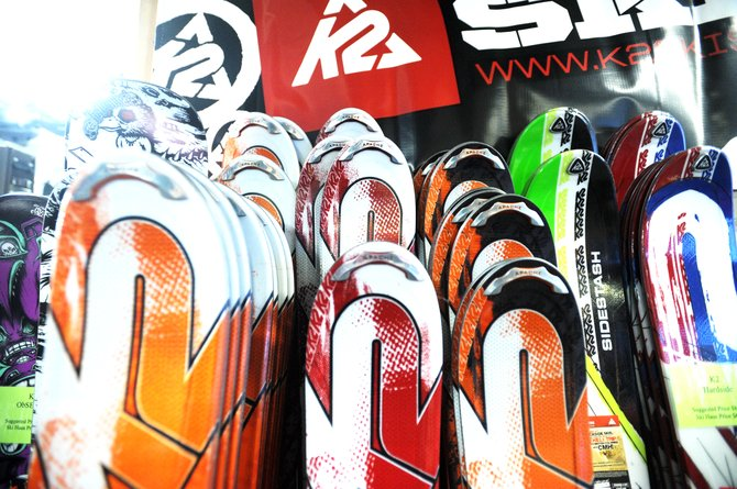 Evolution is again at the heart of the newest crop of gear available at shops around Steamboat Springs. New shapes and new thinking about what a ski or snowboard should be able to do will dominate the winter.