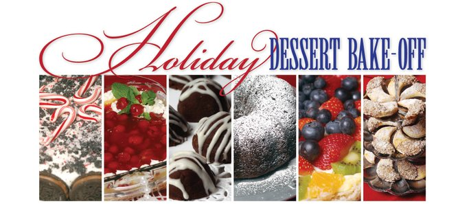 Holiday Dessert Bake-off
