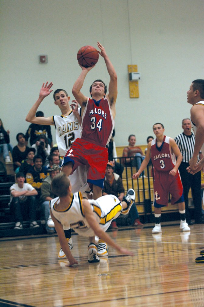 Steamboat Springs boys basketball beat Roaring Fork, 60-52, Friday.