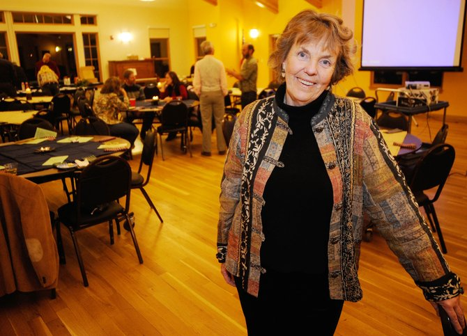 Noreen Moore is leaving her position with the Routt County Economic Development Cooperative where she helped start groups that include Mainstreet Steamboat Springs and Ignite Steamboat.