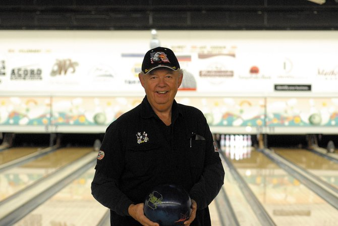 Les Shirkey became the fifth person to bowl a perfect 300 on Dec. 10 at Thunder Rolls Bowling Center in Craig. Shirkey, 65, has been an avid bowler for years, and called his family as soon as the last pin dropped.