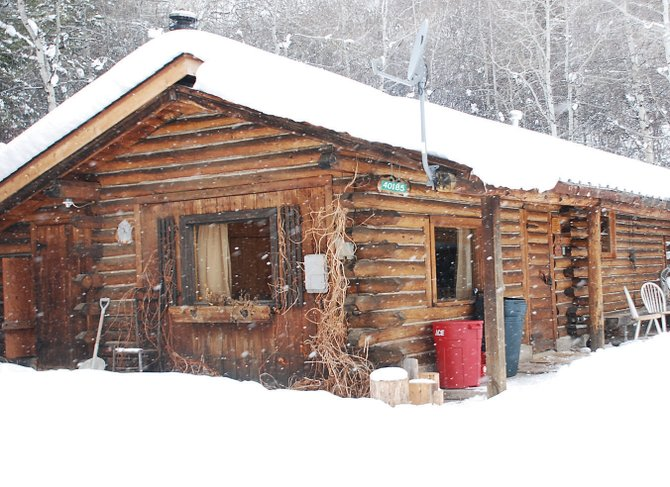 Portia Mansfield's 60-year-old cabin in Strawberry Park rarely goes unrented.
