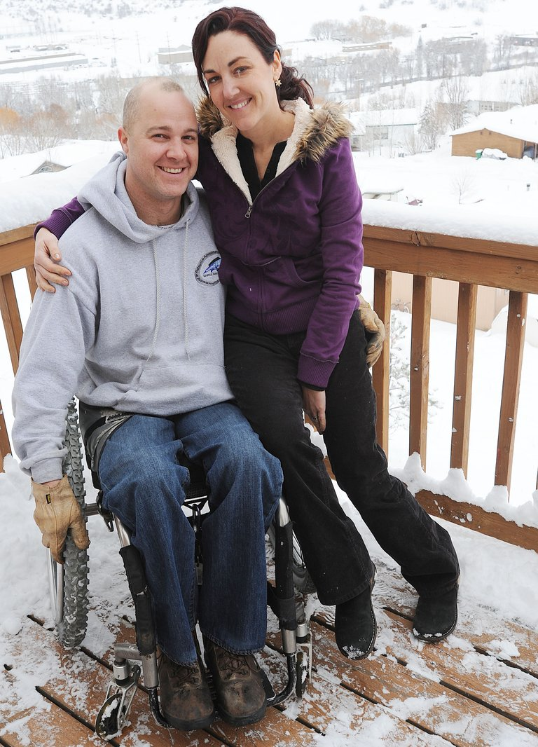 Craig and Andrea Kennedy weren't sure what they were getting themselves into when they started Access Anything in Steamboat Springs five years ago. Now, the couple runs a series of popular camps that help people with disabilities access nearly any sport they can imagine. Access Anything will host its fifth annual adult winter ski camp starting Jan. 11.