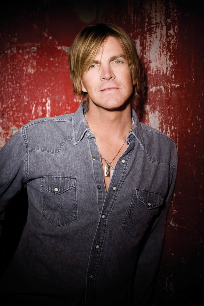 Country musician Jack Ingram plays a free concert at 1:30 p.m. today in Gondola Square. The concert, part of the 25th annual MusicFest at Steamboat, also includes a set by Doug Moreland and a Cajun cookout.