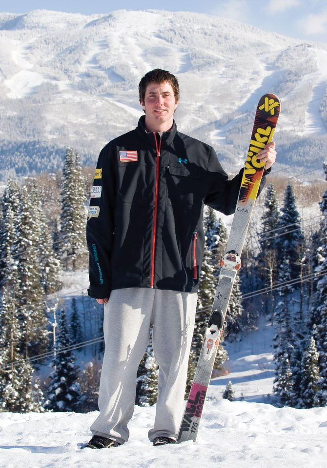 Steamboat Springs mogul skier Jeremy Cota is hoping for some top results in his next few World Cup starts to aid his bid for a spot on the U.S. Ski Team for the 2010 Olympics.